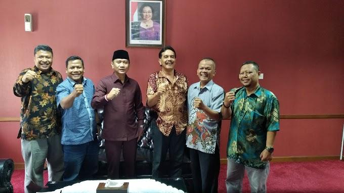 PWI Depok Diminta Jalin Sinergitas Dengan Forkopimda