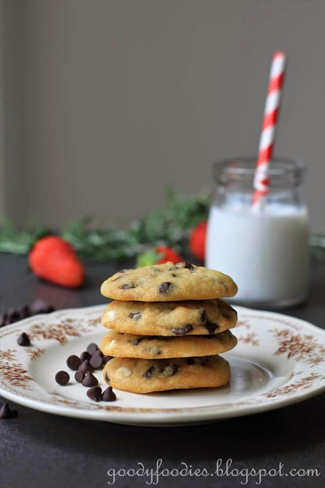 Goodyfoodies Recipe Soft Vintage Chocolate Chip Cookies