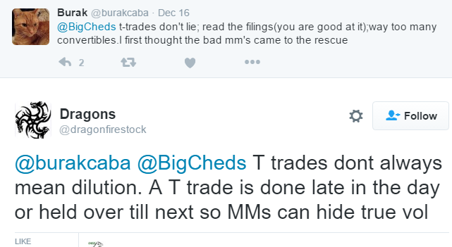 Chedsblog - @BigCheds IHUB:Cheds: T Trades, Cross Trades and ...