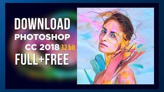 adobe photoshop cc 2018 + crack [cracksnow]