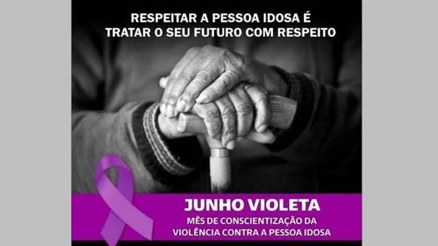 Jamerson Ferreira apresenta Projeto de Lei que institui campanha de combate à violência contra a pessoa idosa.