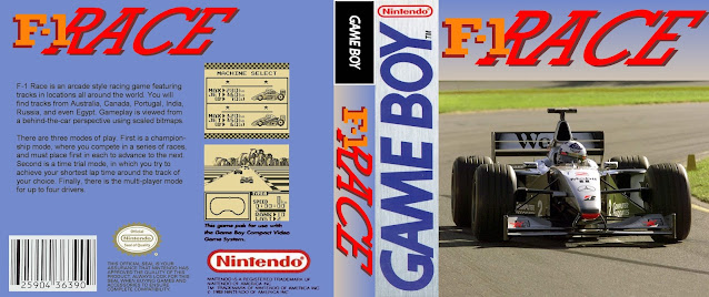 game boy f-1 race cover