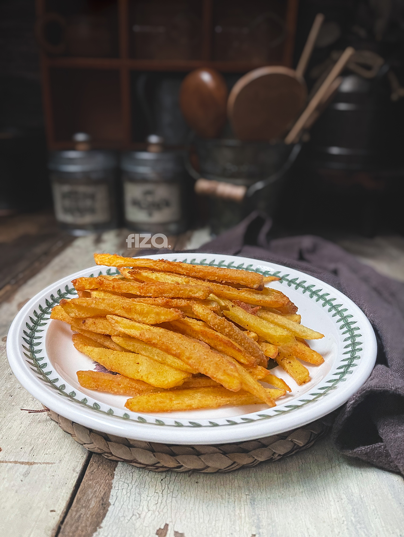 Tips Resipi Kentang Goreng Rangup Homemade