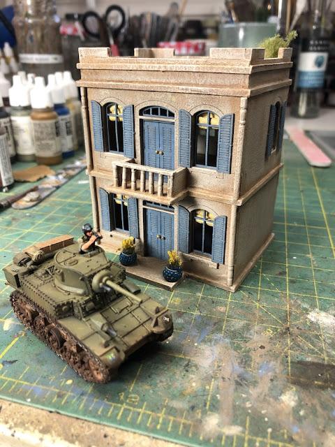 Petite maison coloniale Pulp MDF (tutoriel en anglais) IMG_8643