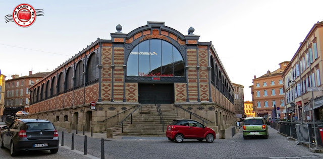 Albi - Mercado Cubierto