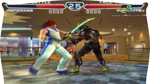 Tekken 4 Free For PC