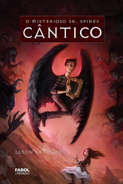 News: Capa de Cantico, de Jason Lethcoe 6