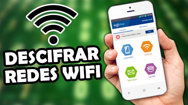 Descifrar redes Wifi 2017