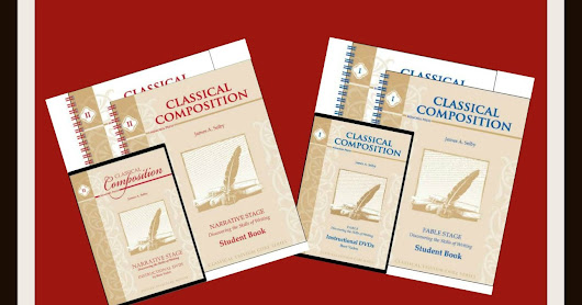 Review~Classical Composition I and Classical Composition II from Memoria Press