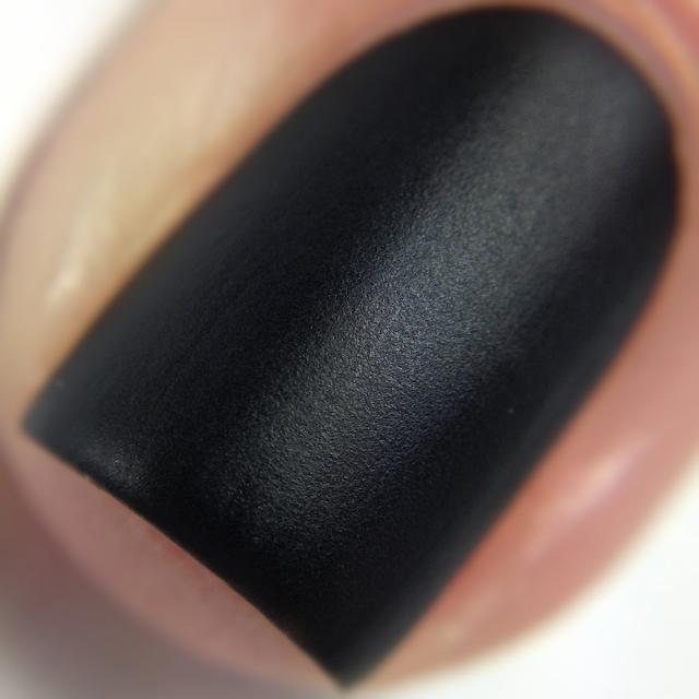 Lollipop Posse Lacquer-Onyx