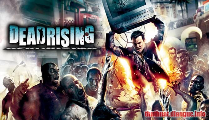 Download Game Dead Rising 1 Full Crack