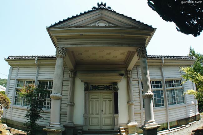 兵庫県丹波市柏原町観光 柏原高校記念館