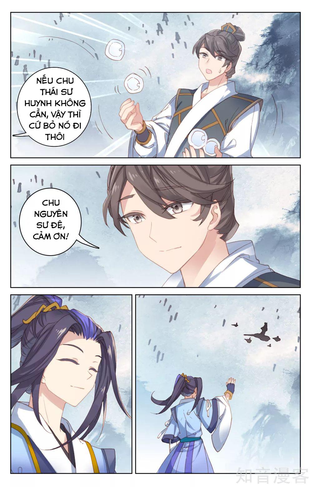 Nguyên Tôn chap 186 - Trang 9