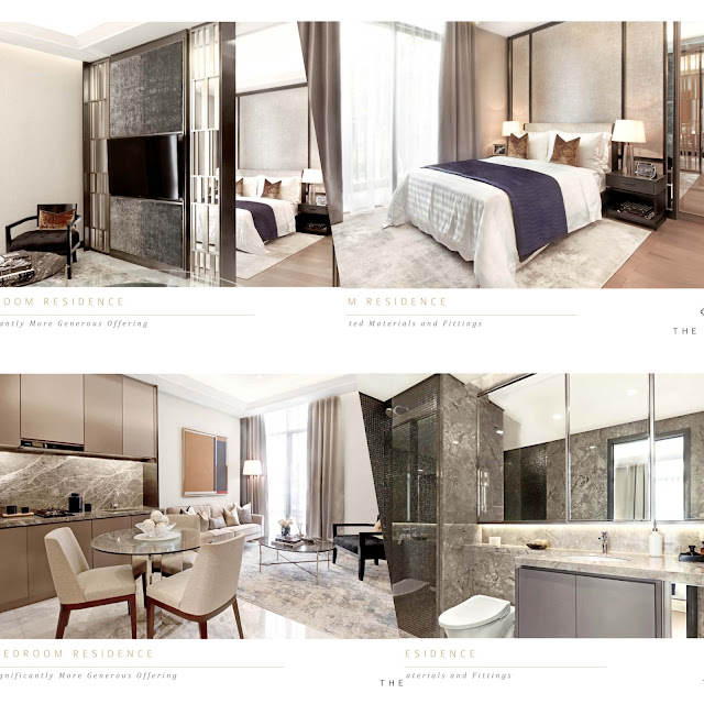 the lana apartment interior