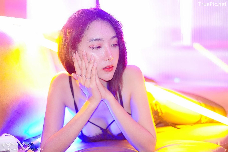Image Thailand Model - Piyatida Rotjutharak - Neon Vibe - TruePic.net - Picture-6