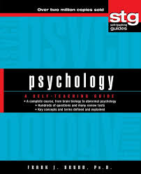 books with pdf free downloads Psychology - A Self-Teaching Guide