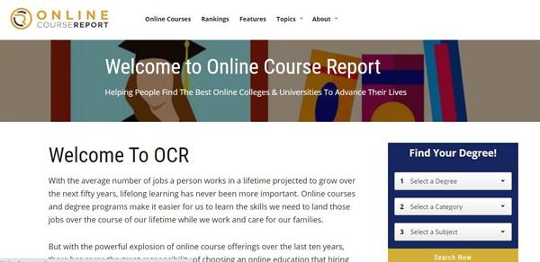 Alat untuk Mencari Kursus Pembelajaran