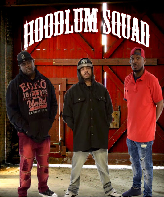 """What U Talkin Bout"" /// Rap group, Hoodlum Squad releases smooth new single"