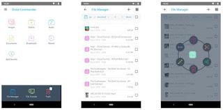 تطبيق, أشامبو, لإدارة, وتنظيم, الملفات, لهواتف, وأجهزة, أندرويد, Droid ,Commander