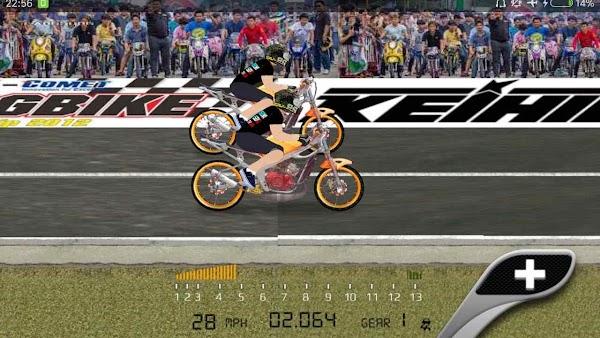 Download Game Drag Bike 201M Mod Apk Indonesia