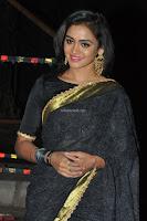 Sowjanya in Black Saree ~  002.JPG