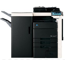is a Color Copier that uses laser electrostatic copy method for copying and printing Konica Minolta C652 Driver Download