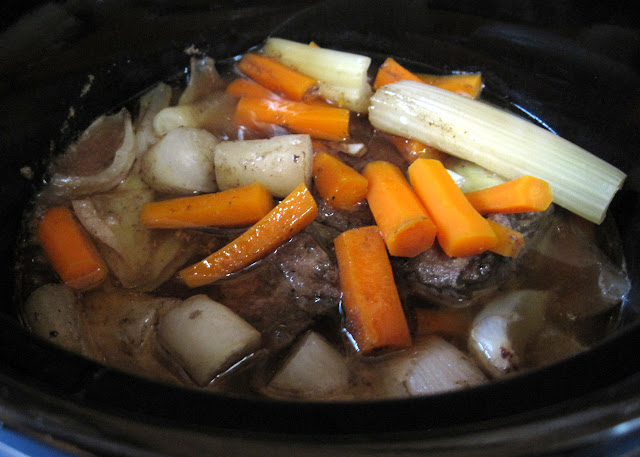 low carb pot roast with potato substitute