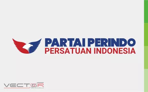 Partai Perindo (Partai Persatuan Indonesia) 2021 Secondary Logo - Download Vector File CDR (CorelDraw)