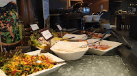 Salad bar dinner ideas Mosiac restaurant Navi Mumbai