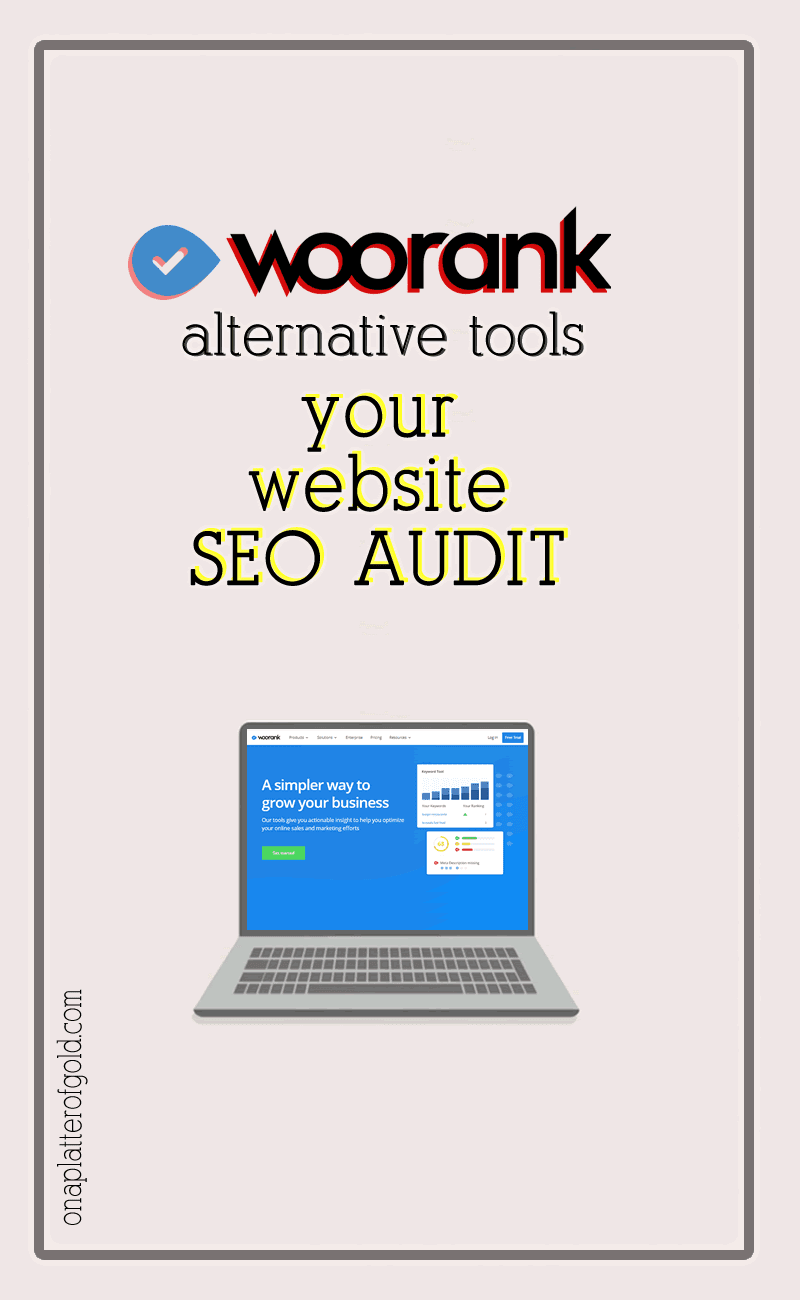 WooRank Alternative Tools For Your Website  SEO Audit