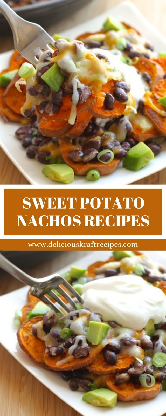 SWEET POTATO NACHOS RECIPES