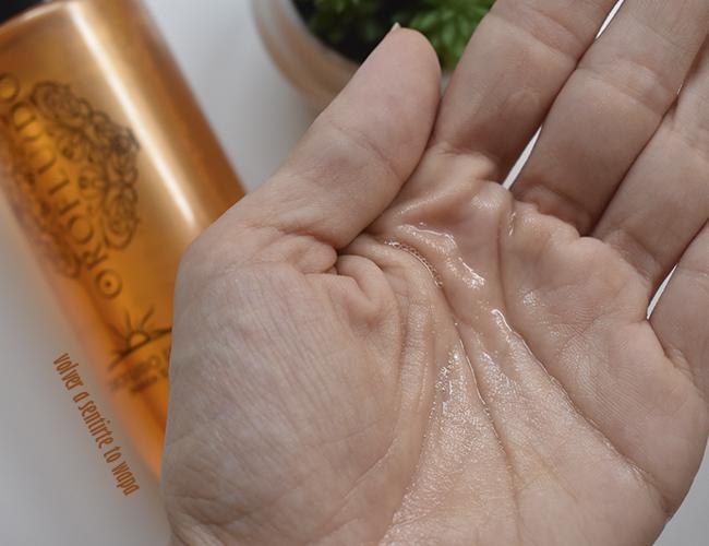 OroFluido Sahara - proteger el cabello del sol