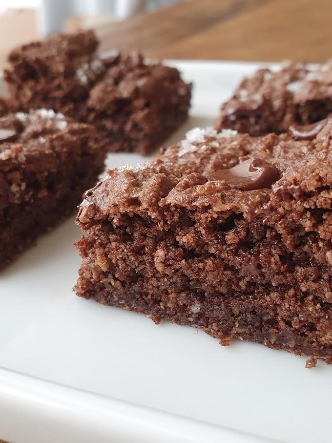 Brownie Sem Gluten e Sem Lactose