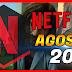 😎👉 Estrenos Netflix AGOSTO 2019 / LATINOAMERICA!