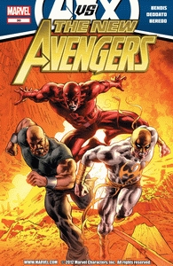 Cover of New Avengers 30 comic eBook
