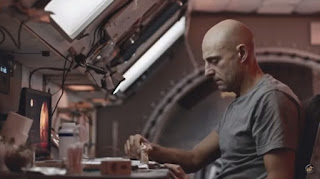 Approaching The Unknown Mark Strong sci-fi