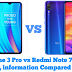 Realme 3 Pro vs Redmi Note 7 Pro: Price, information Compared 2019