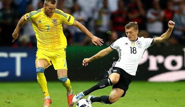 موعد مباراة منتخب المانيا ومنتخب الدنمارك