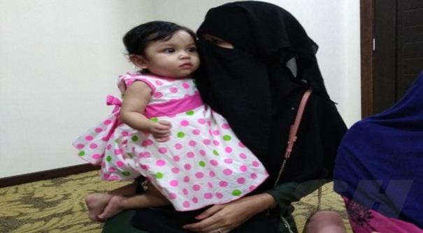 Inilah Keadaan Bayi Yang Terselamat Daripada Kebakaran Pusat Tahfiz