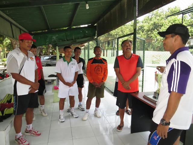 Sportifitas Dalam Persaudaraan TNI Dengan Dunia Pers