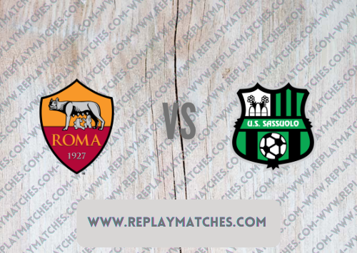 Roma vs Sassuolo Full Match replay & Highlights 12 September 2021