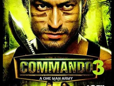 full cast and crew of Bollywood movie Commando 3 2019 wiki, Vidyut Jammwal, Adah Sharma The Great story, release date, Commando 3 wikipedia Actress name poster, trailer, Video, News, Photos, Wallpaper
