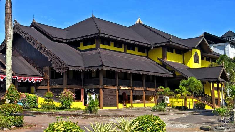 Lagu Daerah Dari Kalimantan Barat