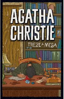 TREZE A MESA - Agatha Christie