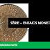 40 RÉIS 1889 - Série Ensaios Monetários