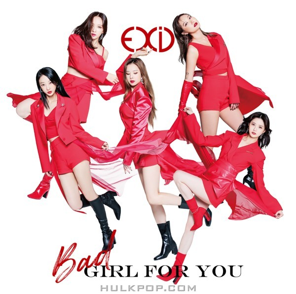 EXID – Bad Girl For You – Single