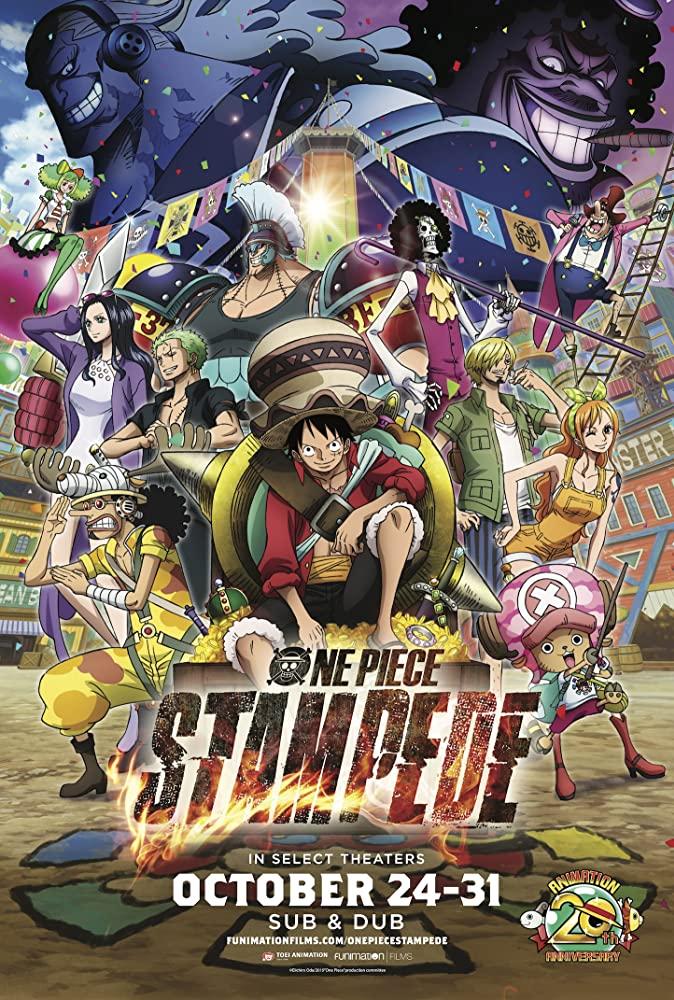 Nonton Download Film One Piece: Stampede (2019) Full Movie Sub Indo