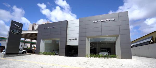 Jaguar Land Rover inaugura concessionárias em Vitória, Natal e Curitiba
