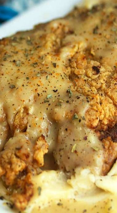 CHICKEN FRIED STEAK RECIPE (COUNTRY FRIED STEAK RECIPE)