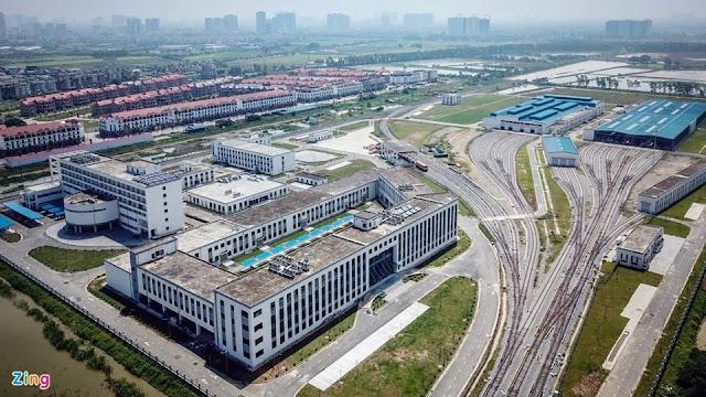 Thế kẹt tại dự án đường sắt Cát Linh – Hà Đông, chưa biết năm nào sẽ chạy được